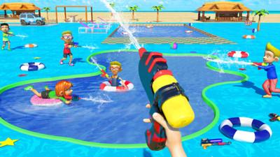 水上射击竞技乐园