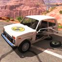 汽车撞击模拟