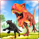 丛林恐龙恐怖攻击3D