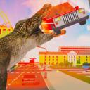 鳄鱼城市攻击模拟