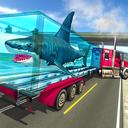 海洋动物运输车驾驶模拟