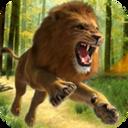 狮子追求模拟器