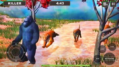 动物家族模拟器
